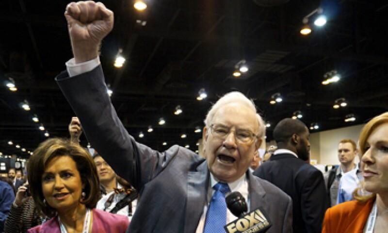 Berkshire, de Warren Buffett, es uno de los mayores accionistas de Precision Castparts. (Foto: Reuters )