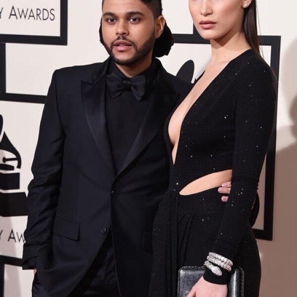 The Weeknd, Bella Hadid.