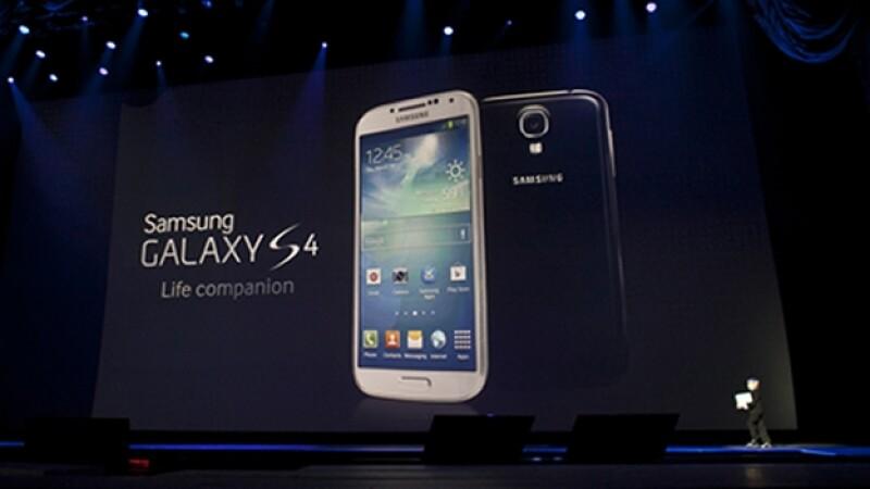 presentacion galaxyS4