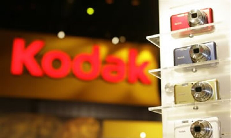 Kodak dijo a principios de noviembre que considera buscar 500 millones de dólares en financiación extra. (Foto: AP)