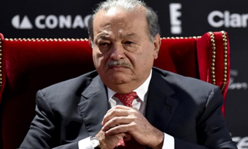 Las nuevas empresas de Carlos Slim llegan en momentos en que el país alista su apertura energética. . (Foto: AFP )