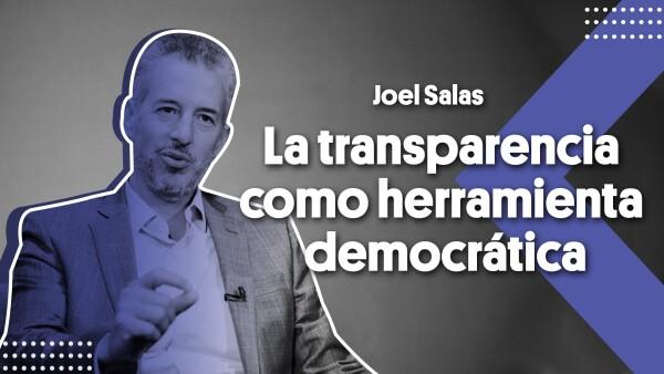 Joel Salas INAI