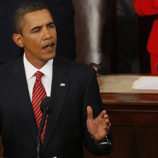"""El presidente de EU habló el miércoles sobre la reforma de asistencia médica (de 2.5 billones de dólares) ante el Congreso. Barack Obama convocó al Congreso a una """"temporada de acción"""" para el cuidado de la salud y exige seguro de salud para todos."""