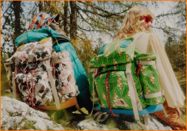 The North Face x Gucci: la colaboración para los amantes de la moda y la montaña