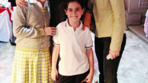 Andrea Pérez, Pilar García Herrera, Fernanda, Sofía Pérez