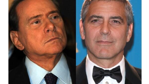 El actor fue incluido en la lista de testigos debido a que Ruby dijo que lo vio acompañado de su novia italiana Elisabetta Canalis Elizen en una de las fiestas del primer ministro italiano.