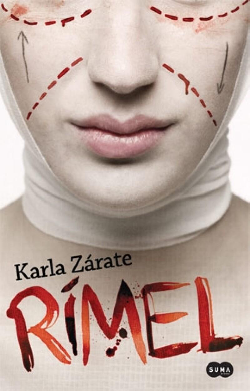 Karla Zárate escribe su primer novela a la que describen que fue hecha con la precisión de un cirujano.
