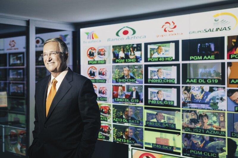 Ricardo B. Salinas Pliego