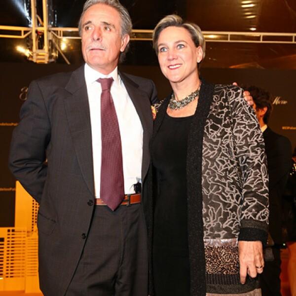 Francisco y Rebeca Bernot