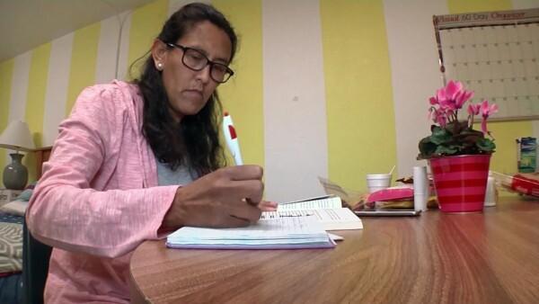 Migrante mexicana al borde de la deportación en EE.UU.