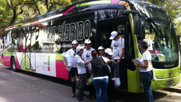e-bus Volvo