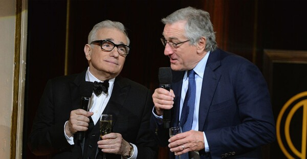 Martin Scorsese y Robert De Niro