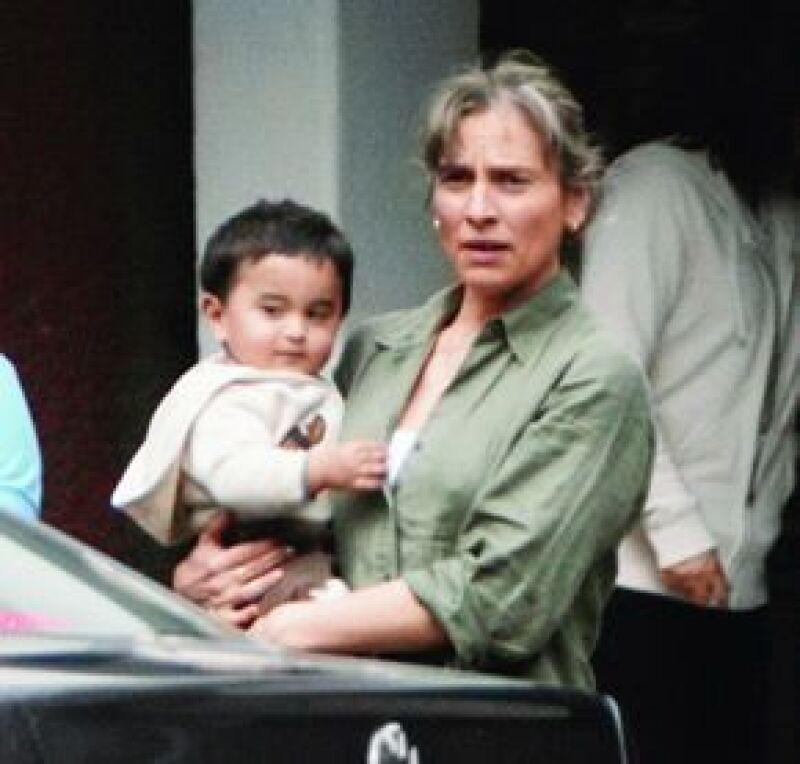 Andrés Manuel López Obrador y Beatriz Gutiérrez Muller, mamá de su hijo, ya no viven juntos.