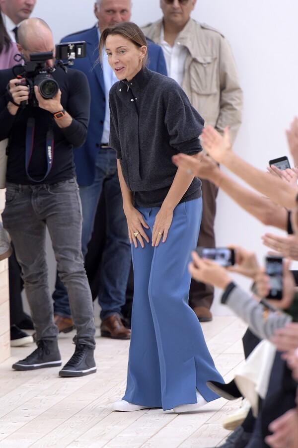 Celine show, Runway, Spring Summer 2017, Paris Fashion Week, France - 02 Oct 2016