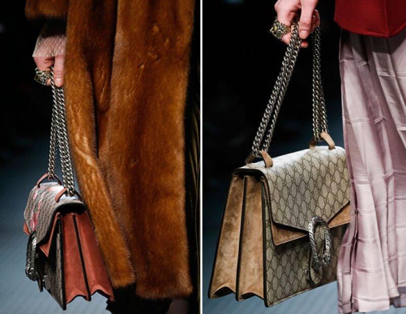 Una nueva generación de bolsas Gucci.
