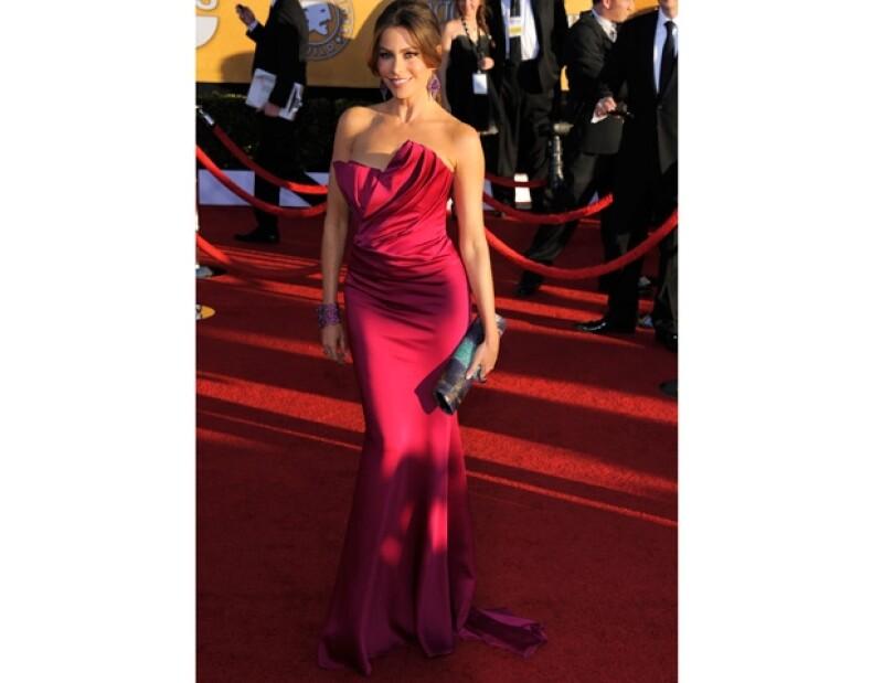 """El actor francés, protagonista del filme """"The Artist"""", obtuvo el premio a Mejor Actor en la edición número 18 de los premios Screen Actors Guild 2012, venciendo al mexicano Demián Bichir."""