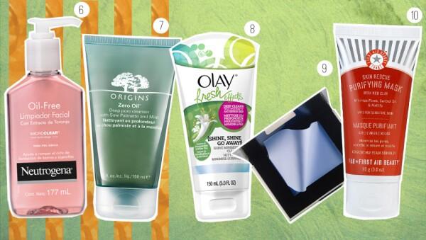 Neutrogena, Origins, Olay, MAC Cosmetics y First Aid Beauty.
