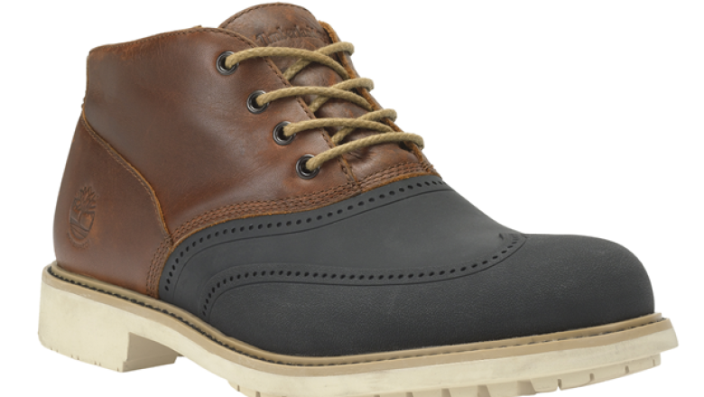 Dentro de la colección también hay zapatos con dos tonos, ¿qué opinas?