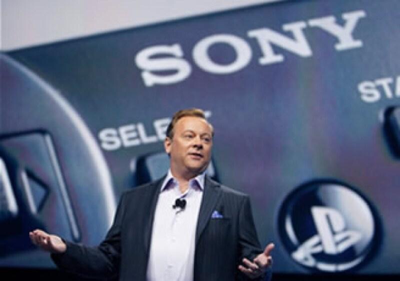 Jack Tretton, presidente y CEO de Sony en America, fue el orador principal durante esta conferencia. (Foto: reuters)
