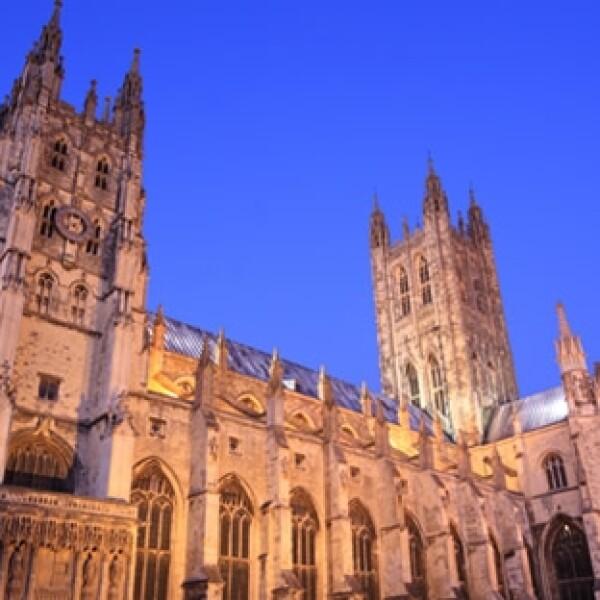 iglesia Canterbury