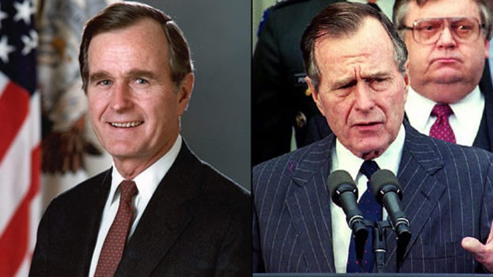 EU - presidente - George H.W. Bush
