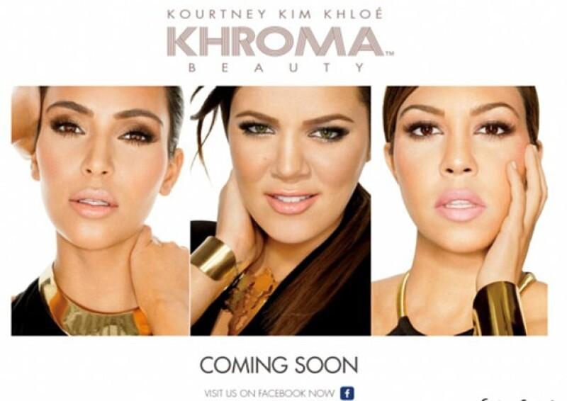 Desde hace ocho meses una empresa Kroma Makeup demandó a las hermanas porque se robaron el nombre de su empresa. De no cambiar su marca, ellas tendrían que pagar 10 millones de dólares.