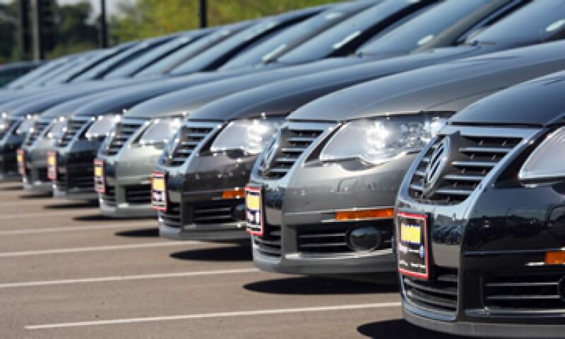 La automotriz alemana aumentó sus ventas en 9.4% respecto al 2011. (Foto: AP)