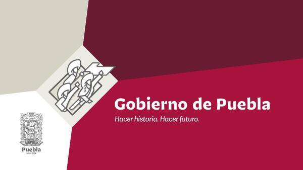 Imagen del gobierno de Puebla