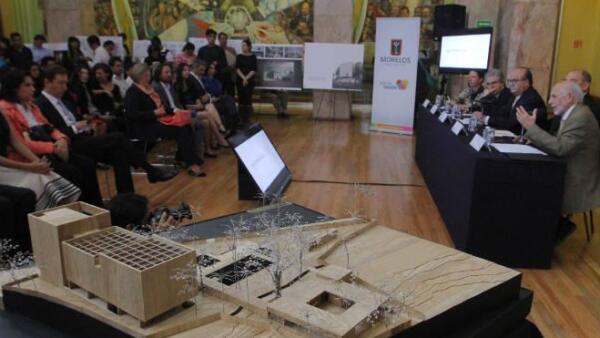 Proyecto del Museo Juan Soriano