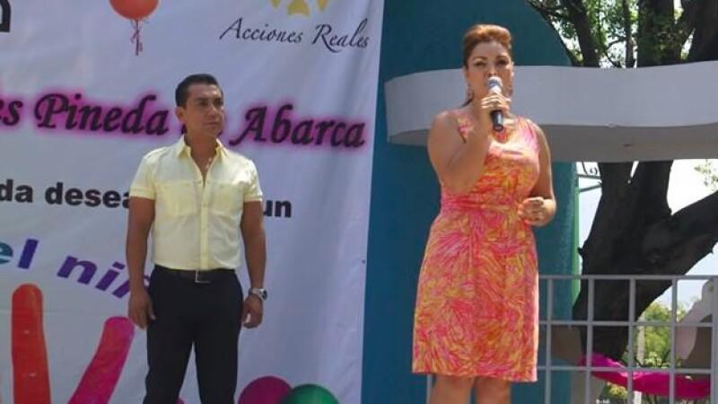 Presidenta del DIF en Iguala