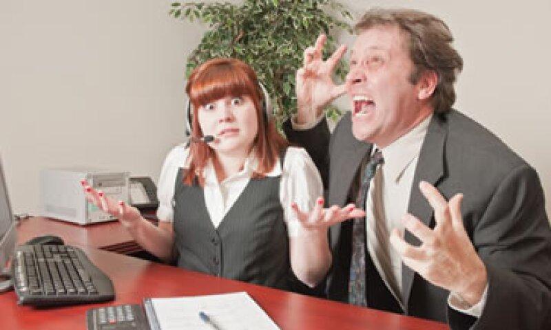 A nivel mundial, 62% de los empleados están inconformes con el estilo de liderazgo de sus actuales jefes. (Foto: Getty Images)