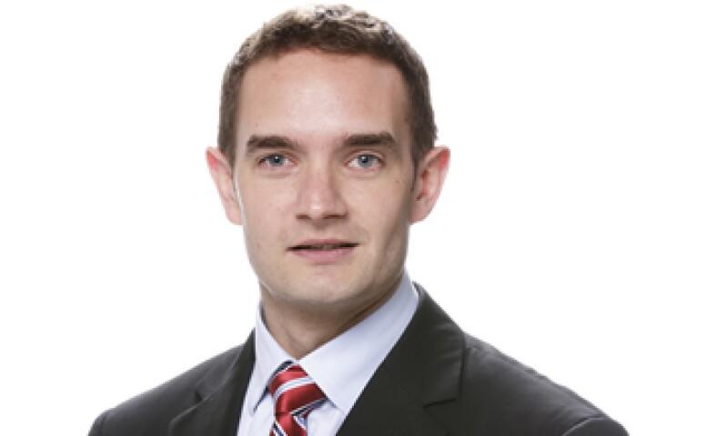Martin Kerkhoff, CFO para Siemens Mesoamérica. (Foto: Duilio Rodríguez)