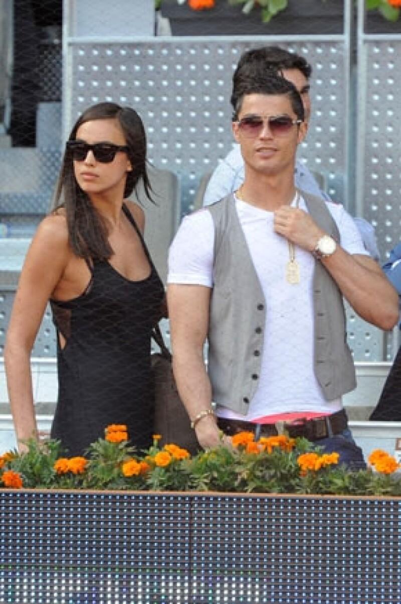 Irina y Cristiano no tienen planes de boda pero a la modelo le gustaría tener una familia y muchos hijos.