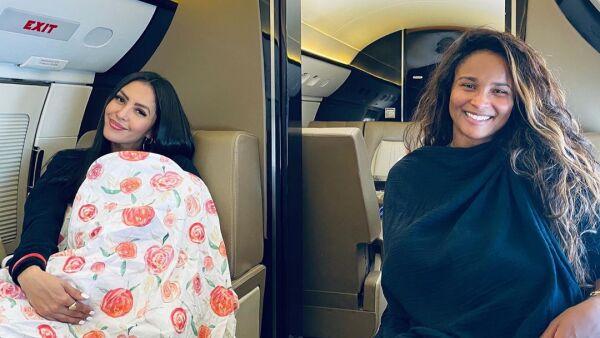 Vanessa Bryant y Ciara