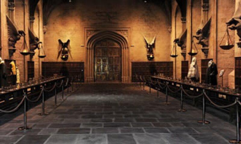 Por 349 dólares por persona puedes cenar en Hogwarts. (Foto: Getty Images/Archivo)