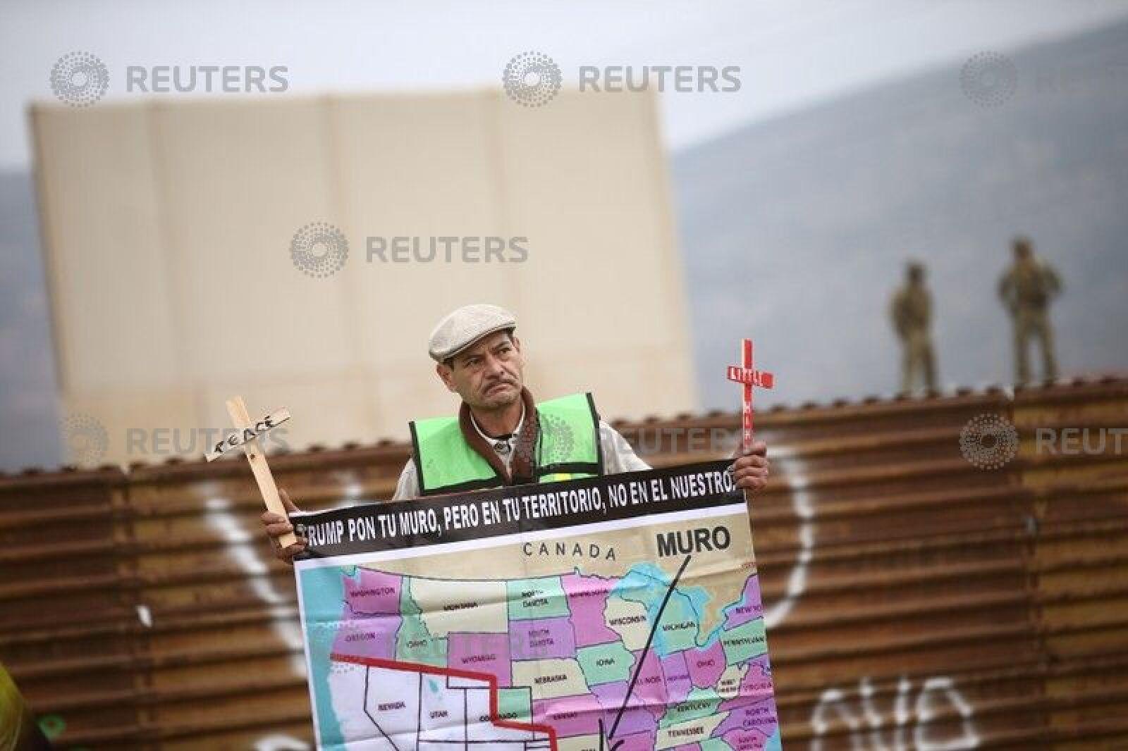 Esta es la frontera