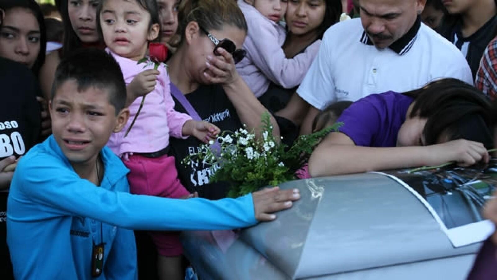 Kombo Kolombia funeral 4