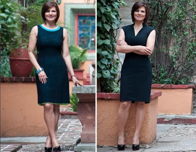 María Eugenia Carreño esposa de Miguel Márquez, Gobernador de Guanajuato