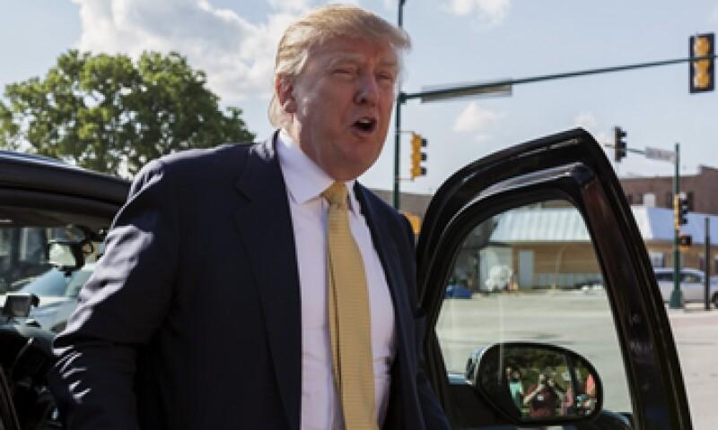 Trump es dueño de la mitad de la organización que lleva a cabo Miss Estados Unidos y Miss Universo. (Foto: Reuters )