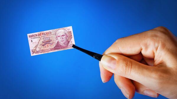 Inflación tipo de cambio peso