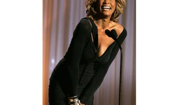 El adiós a Whitney Houston