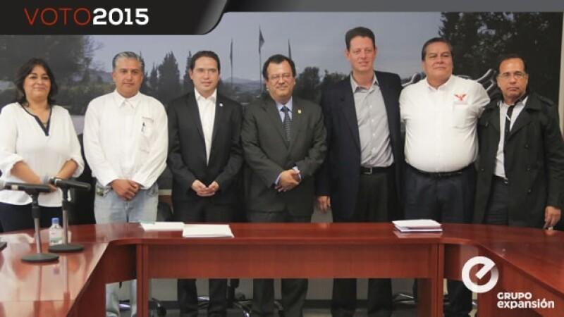 Debate Querétaro