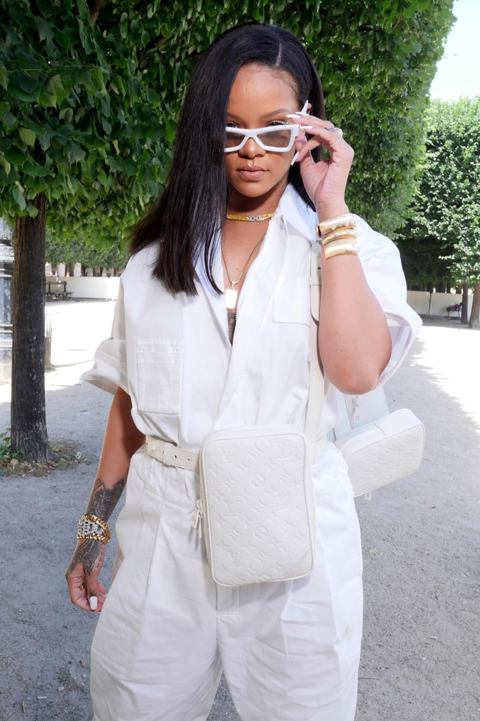 Louis Vuitton show, Front Row, Spring Summer 2019, Paris Fashion Week Men's, France - 21 Jun 2018