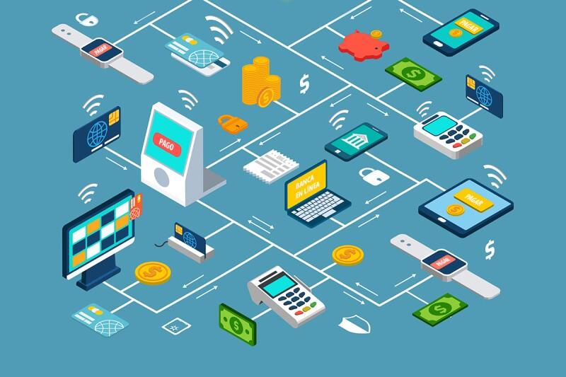 Resultado de imagen de entorno de pagos digitales