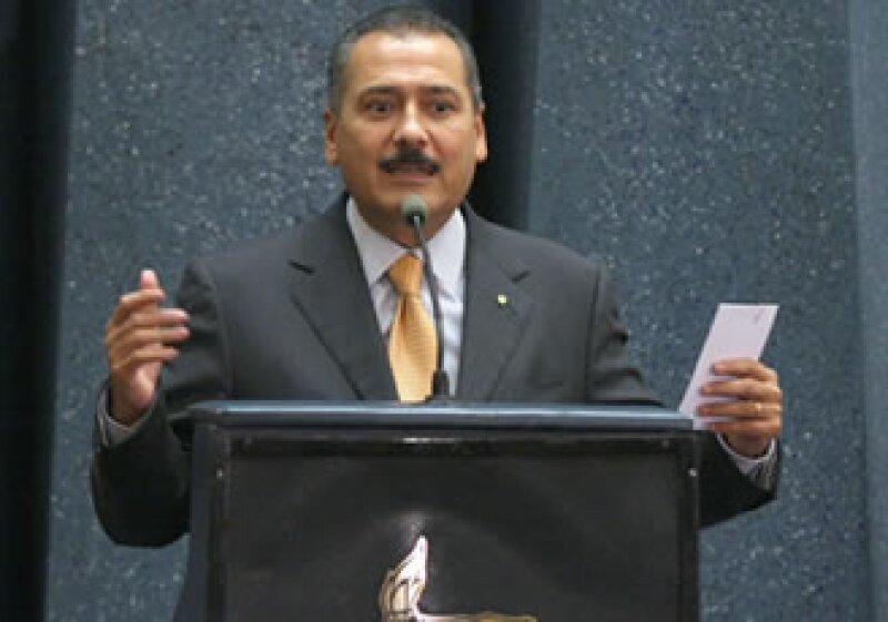 Manlio Fabio Beltrones es el líder de la bancada priista en el Senado de la República. (Foto: Archivo Notimex)