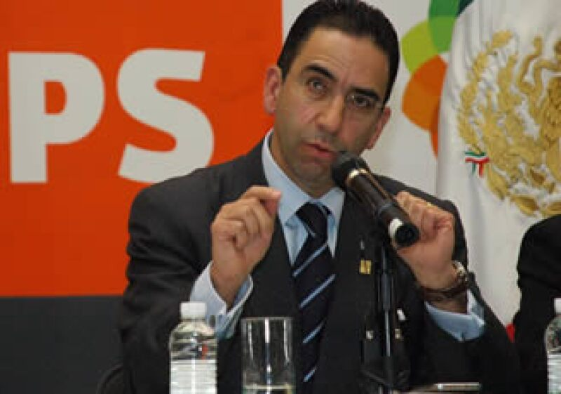 Javier Lozano dijo que se recuperó lo perdido en materia de empleo en los últimos dos años. (Foto: Archivo Notimex)