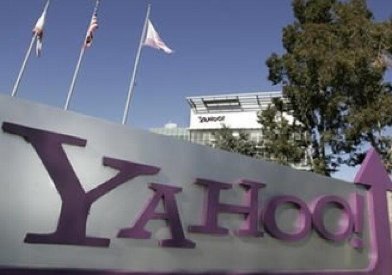 Yahoo busca aprovechar la popularidad de las redes sociales. (Foto: AP)