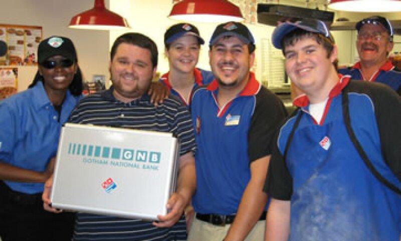 Alsea cuenta con un portafolio diversificado que incluye a Domino's Pizza y otras marcas. (Foto: AP)