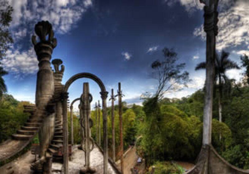 En Riesgo Jardin Surrealista Mexicano