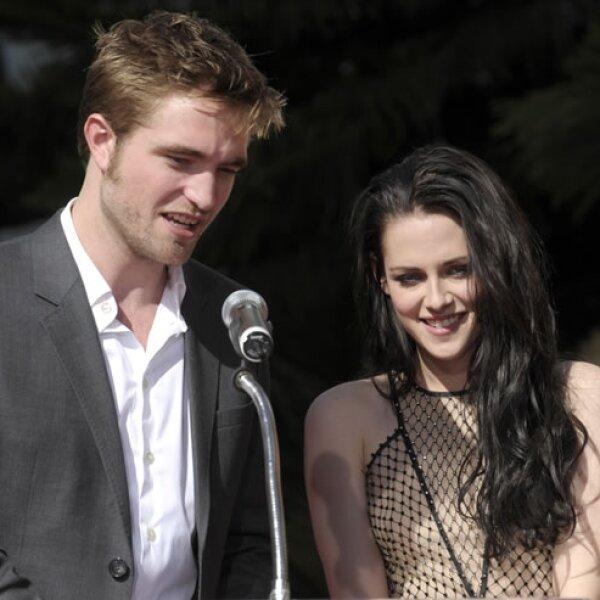 Rara vez que veía a la pareja fuera de las premieres o alguna salida al cine.